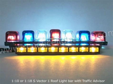 118s roof light bars