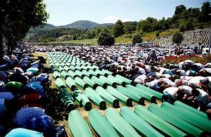 Srebrenica Anniversary: Thousands Mark 21 Years Since ...