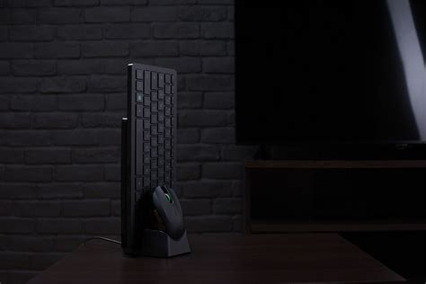 Living Room Gaming Mouse And Lapboard