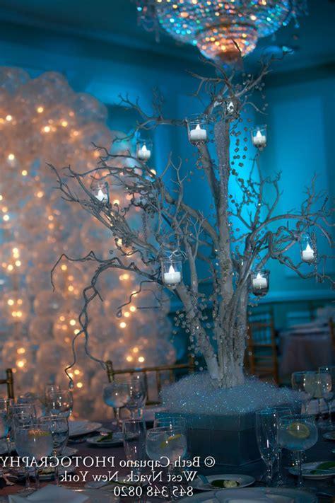 quinceanera decor winter wonderland winter wonderland