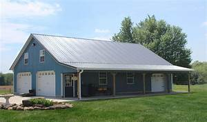 gallery finished pole barn photos pole barns direct With 30x40x14 pole barn
