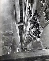 Empire State Building Crash