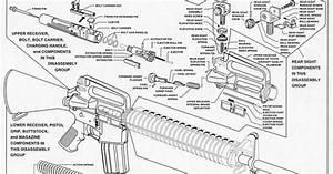 35 Ar 15 Blow Up Diagram