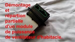 Reparation Ventilation Scenic 2 : comment d monter un r gulateur de vitesse de ventilateur d 39 habitacle d 39 un renault sc nic ii ~ Gottalentnigeria.com Avis de Voitures