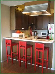 Small space decorating kitchen design for small space for Kitchen designs for small space