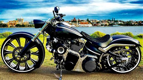 harley davidson breakout custom best custom of harley davidson breakout part 7