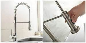 best faucets for kitchen sink ufaucet kitchen sink faucet review kitchenfolks