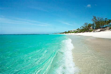 Paradise Island Cabbage Beach Bahamas