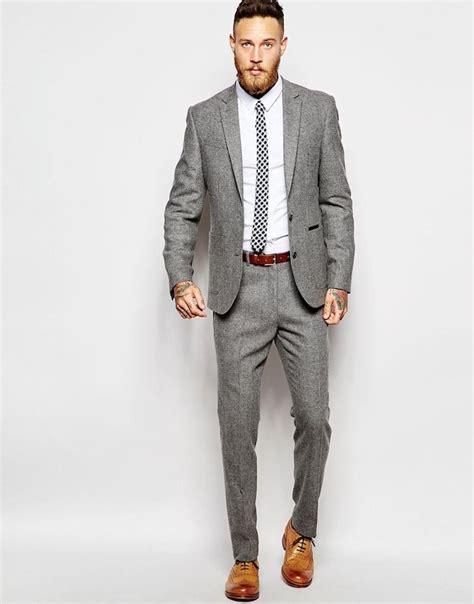 grauer anzug braune schuhe 1001 ideen thema grauer anzug welches hemd passt dazu herrenmode graue anz 252 ge grauer