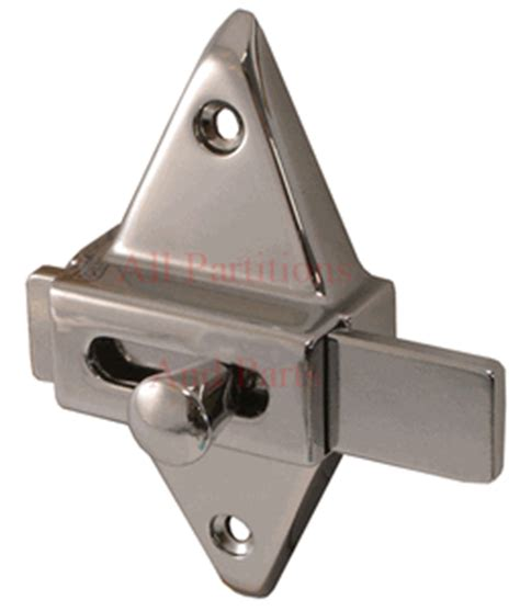 restroom stall door latches keepers all partitions