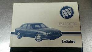 1993 Buick Lesabre Owner U0026 39 S Manual 320 Pages  Written
