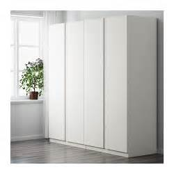 sell home interior products pax wardrobe white vikanes white 200x60x201 cm ikea