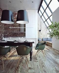 le parquet massif ideal pour votre interieur commode With parquet salon cuisine