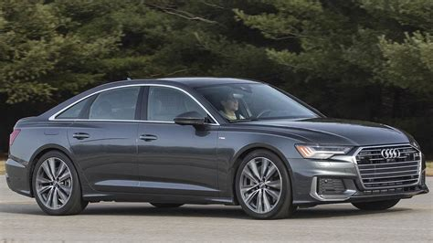 Audi A6 Photo by 2019 Audi A6 Drive Review Consumer Reports