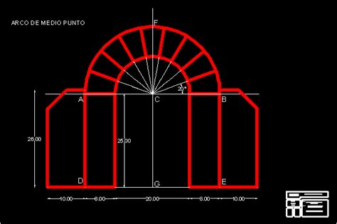 arch dwg detail  autocad designs cad