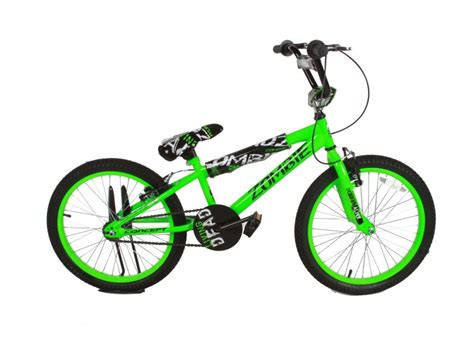 bmx für kinder kinderfahrrad bmx bike fahrrad kinder rad concept zombi 20