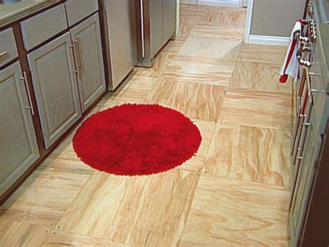 painted plywood floors ideas by non