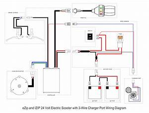 Ezip 450 Electric Scooter Wiring Diagram Needed
