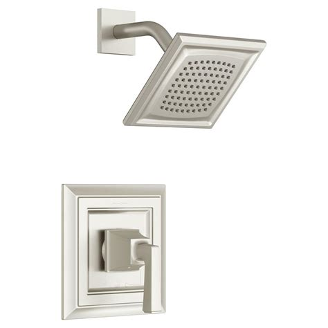 american standard town square   handle wall mount shower