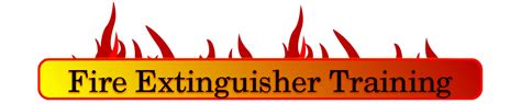 blaze fire extinguisher training