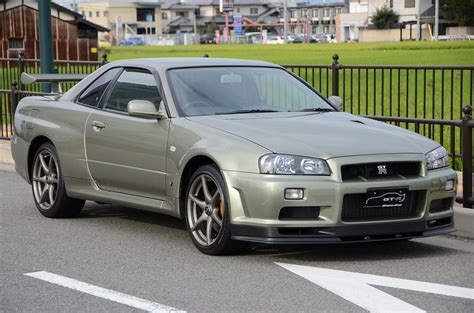 Toyota Voxy 4k Wallpapers by 343k 2002 R34 Gtr Vspec2 Nur Millenium Jade 9 600 Km
