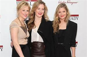 Meryl Streep's three daughters star in new fashion ...