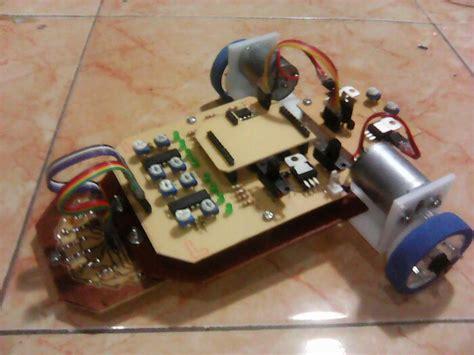 Mbot auto tracking with me line follower sensor touch classroom hunter chiou. Robot line follower analog 8 sensor istimewaa - JUAL ...