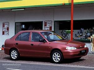 Hyundai Excel 5 Doors Specs  U0026 Photos