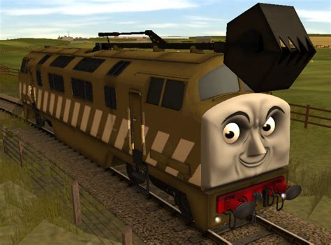 Diesel 10  Thomas1edward2henry3 Wiki  Fandom Powered By