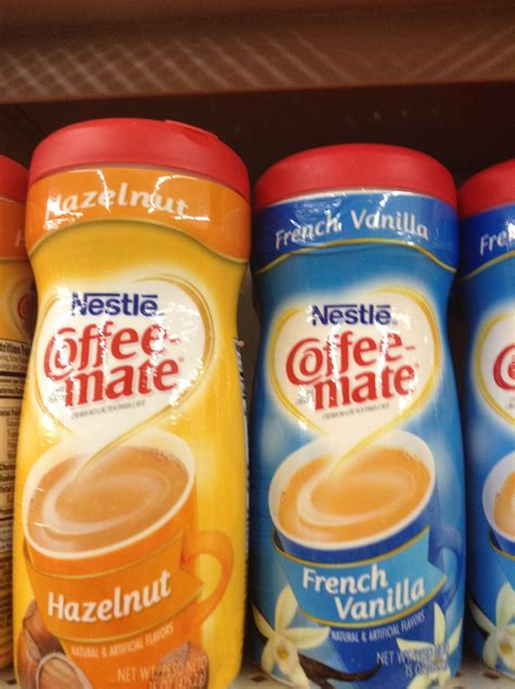 Drink it right out of the bottle. Coffee mate flavored creamers,... Making your coffee even more delicious with each sip ...