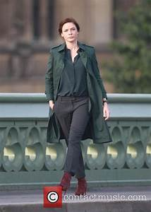 Rebecca Ferguson - Filming takes place on 'Mission ...