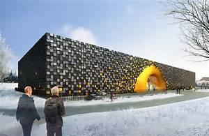 LIAG Architects diseña nuevo centro de almacenamiento de ...