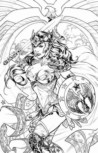 Comics Dc Comic Covers Wonder Woman Variant