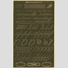 1000+ Images About Copperplate Calligraphy On Pinterest  Copperplate Calligraphy, Penmanship