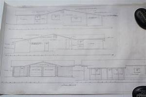 Original Home Drawings  Vintage Elevations  Architecture