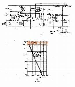 Thermal Furnace Temperature Regulating Circuit