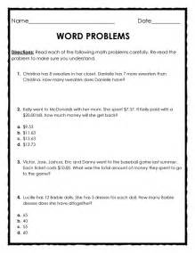free printable math word problems free maths word problems for class 3 free maths word problems for class 3 here s a bunch of