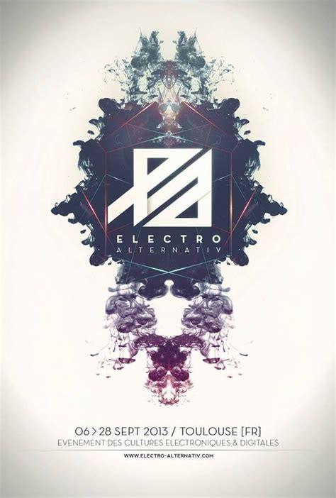 poster electro alternativ  toulouse  inspirationde