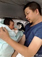 Yao Chen shows picture of her husband with baby - China.org.cn