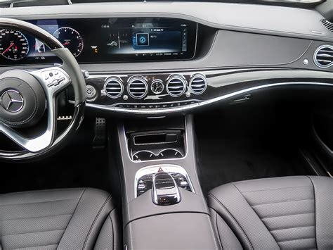 I exlpain how to use the interior and exterior features. New 2020 Mercedes-Benz S560 4MATIC Sedan (LWB) 4-Door Sedan in Kitchener #39440 | Mercedes-Benz ...