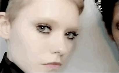 Prada Makeup Headbands Beauty Fashionista Bangs Hair