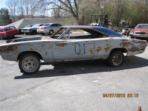 1969 dodge charger big block 383 project car with parts