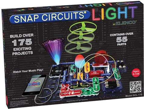 Snap Circuits Light by The Best Science Toys For Early Childhood Education