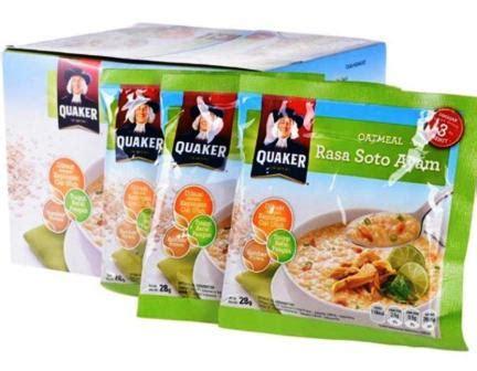 Harga Merk Oatmeal Untuk Diet cari harga quaker oat klik informasi lengkap juni 2019
