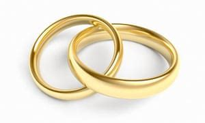 wedding rings worth  weight  gold education
