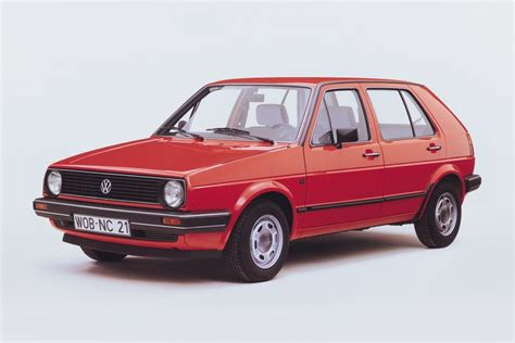 Volkswagen Golf Mk2 - Classic Car Review