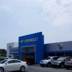 al baumann chevrolet buick car dealers   state st