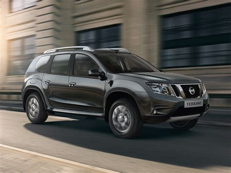 Suv For Sale by New Nissan Terrano Suv Goes On Sale In Russia Autoevolution