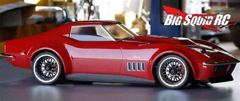 vaterra   custom corvette   rtr big squid