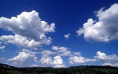 Langit Indah Yang Siang Hari Awan Pemandangan